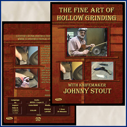 The Fine Art of Hollow Grinding with Johnny Stout