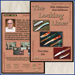 The Locking Liner with Don Robinson 2 Disc Set