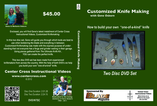 Customized Knife Making with Gene Osborn